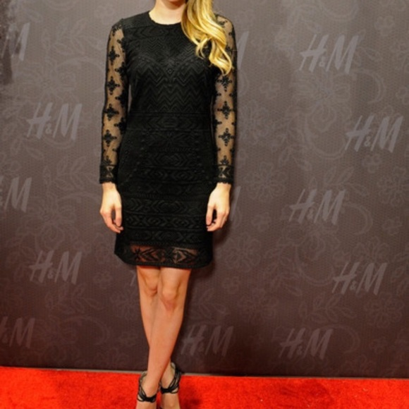 66ff765103 Isabel Marant pour H&M Dresses | Isabel Marant Pour Hm Black Lace ...